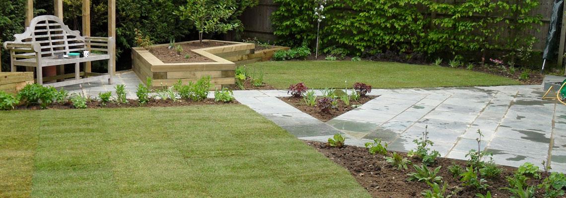 slide-landscaping